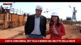 27/05/2016 - Concordia, demolizione giunta a scafo: presto ultimo viaggio