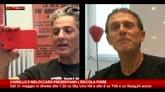 27/05/2016 - Fiorello e Meloccaro presentano l'Edicola Fiore