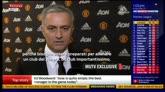 """27/05/2016 - Mourinho: """"Allo United serve il migliore, sono pronto"""""""