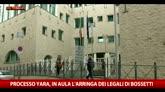 27/05/2016 - Yara, in Aula l'arringa dei legali di Bossetti