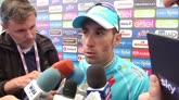"""27/05/2016 - Nibali: """"Non è stato facile, ma avevo un obiettivo"""""""