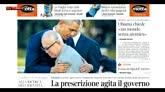 28/05/2016 - La rassegna stampa, i giornali di sabato 28 maggio
