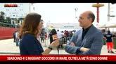 28/05/2016 - Migranti, parla il questore di Trapani