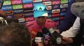 """29/05/2016 - Emozione Nibali: """"Non abbiamo sbagliato nulla"""""""