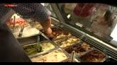 29/05/2016 - A Bari il gelato tricolore per i Marò