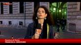 29/05/2016 - Giallo a Roma, trovata ragazza trovata carbonizzata