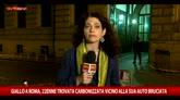 29/05/2016 - Roma, si indaga sulla ragazza trovata carbonizzata
