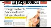 30/05/2016 - Rassegna stampa, i giornali di oggi lunedì 30 maggio