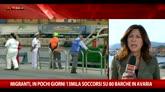 30/05/2016 - Migranti, quattro i naufragi da mercoledì a venerdì