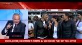 30/05/2016 - Edicola Fiore: da domani su Sky Uno HD, TV8, Sky TG24 Active