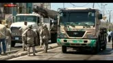 30/05/2016 - Iraq, esercito a Falluja. A Baghdad ondata di attentati