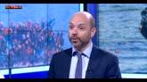 30/05/2016 - Migranti, Oim a SkyTG24: emergenza umanitaria, non invasione