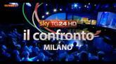 Confronto candidati sindaco Milano