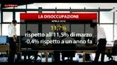 31/05/2016 - Lavoro, sale la disoccupazione ma aumentano gli occupati