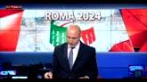 31/05/2016 - Confronto Roma: l'Olimpiade Roma 2024 è una buona idea?