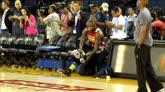 """02/06/2016 - LeBron verso Gara-1: """"Curry è il migliore"""""""
