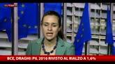 02/06/2016 - Bce, Draghi: Pil 2016 rivisto al rialzo a 1,6%