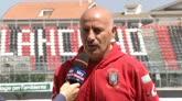 """03/06/2016 - Lanciano, Maragiulo: """"Vogliamo fare un regalo ai tifosi"""""""