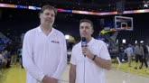 03/06/2016 - Cleveland scarica, i Warriors volano con la panchina