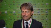 """05/06/2016 - Roma Primavera, De Rossi: """"Una vittoria che ci voleva"""""""