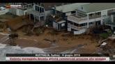 I danni del maltempo in Australia
