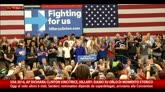 """Ap: Clinton ha vinto. Hillary: """"Vicini a momento storico"""""""