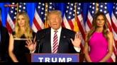 """Usa 2016, Trump: """"Nessuno ha ricevuto più voti di me"""""""