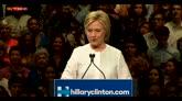 """Clinton conquista la nomination: """"Raggiunta tappa storica"""""""