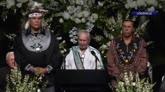 10/06/2016 - Funerali Ali, il saluto dei nativi americani