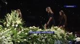 """10/06/2016 - Funerali Ali, la figlia: """"Mi chiamava la piccola grande"""""""