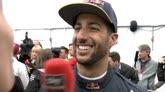 """11/06/2016 - Ricciardo: """"Quarto? Per me la migliore posizione possibile"""""""