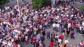 12/06/2016 - Genoa, ultima ovazione per Gasperini