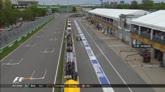 12/06/2016 - Mercedes, foratura per Rosberg