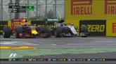 12/06/2016 - Verstappen, sorpasso perfetto