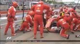 13/06/2016 - Ferrari, la strategia adottata in Canada fa discutere