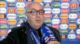 """14/06/2016 - Tavecchio: """"E' stato un grande debutto"""""""