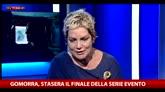 """14/06/2016 - Gomorra, Scianel: """"Così ho vestito i panni di una guerriera"""""""