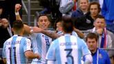 15/06/2016 - Copa America, i gol di Cile e Argentina che valgono i quarti