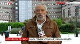 16/06/2016 - Berlusconi lascia terapia intensiva: torna in reparto