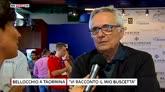 16/06/2016 - Cinema, a Taormina il nuovo film di Bellochio