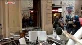 17/06/2016 - Esplosione in ristorante a Bologna, 8 feriti