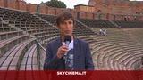 17/06/2016 - Francesco Castelnuovo al Festival di Taormina