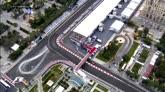 17/06/2016 - F1, il venerdì a Baku è delle Mercedes. Vettel 8°, Kimi 13°