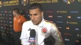 """18/06/2016 - Copa America, Murillo: """"Contento per la vittoria"""""""