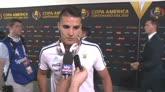 """19/06/2016 - Argentina, Lamela: """"Vogliamo vincere la Copa America"""""""