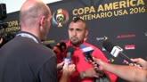 """19/06/2016 - Cile, Vidal: """"Partita perfetta contro il Messico"""""""