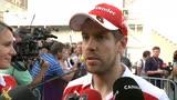 """19/06/2016 - Vettel: """"Ho chiesto di non fermarmi subito"""""""