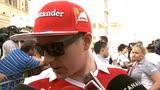 """19/06/2016 - Kimi non s'accontenta: """"Weekend negativo"""""""