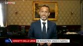 20/06/2016 - Napoli, De Magistris mira a riunire forze a sinistra del Pd