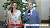 """20/06/2016 - Bologna, Borgonzoni: """"Per noi è comunque risultato storico"""""""